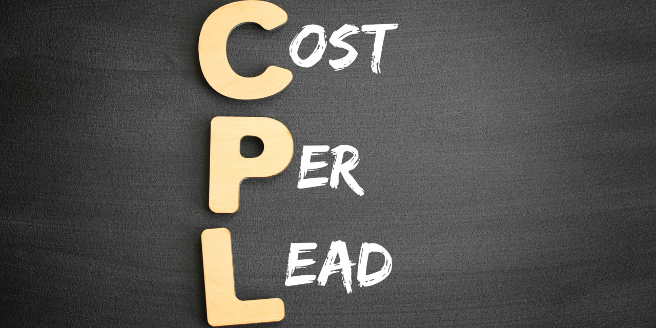 Google AdWords: Average Cost Per Lead By Industry